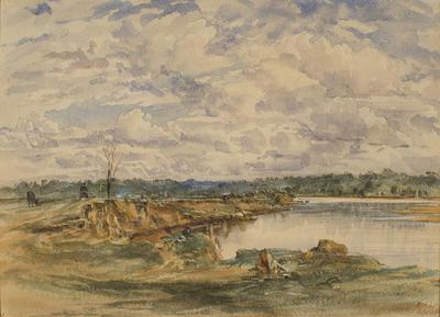 Shoalhaven River near Terara