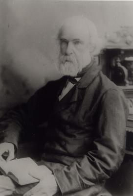 Portrait of Samuel Elyard