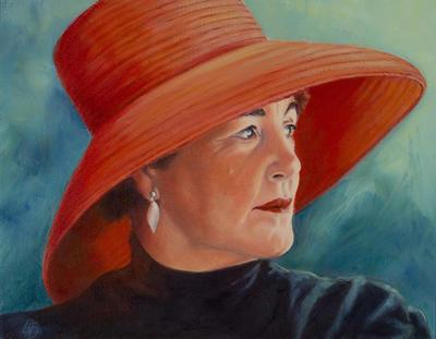 Portrait of a Lady (Pat Stathers)