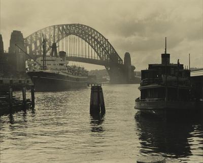Bridge from Circular Quay