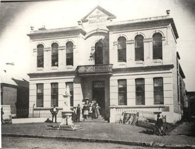Mechanics Institute & School of Arts Nowra