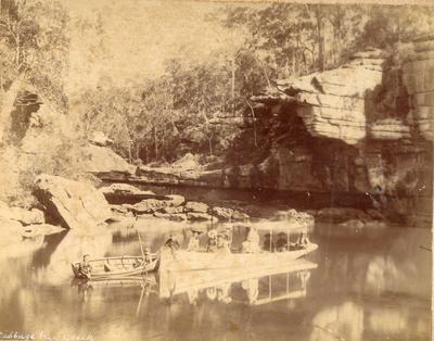 Cabbage Tree Creek