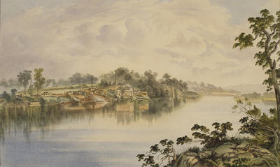 Brown's Mill, Nowra