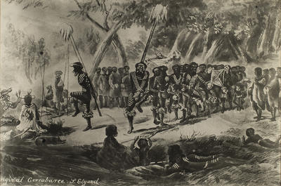 Aboriginal Corrobaree